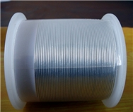 Indium alloy wire